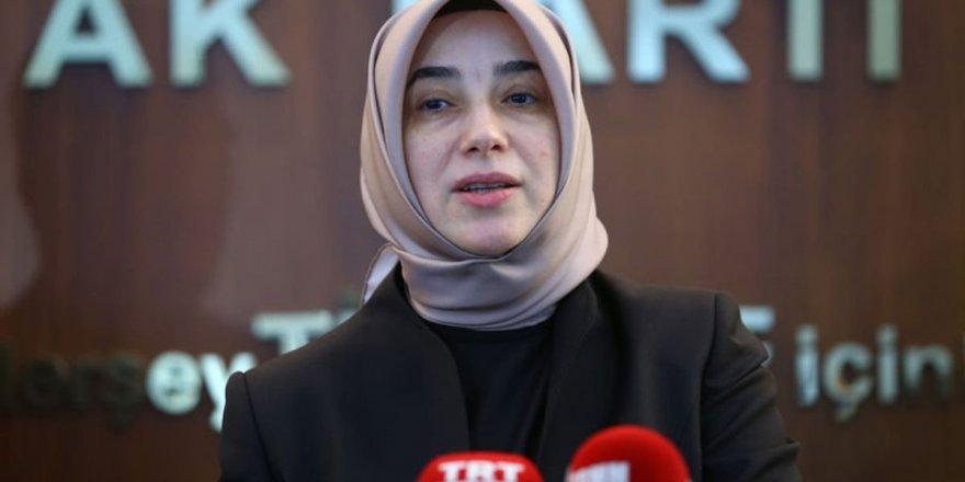 Zengin: HDP, kadınları bizden daha fazla savunacak en son partidir