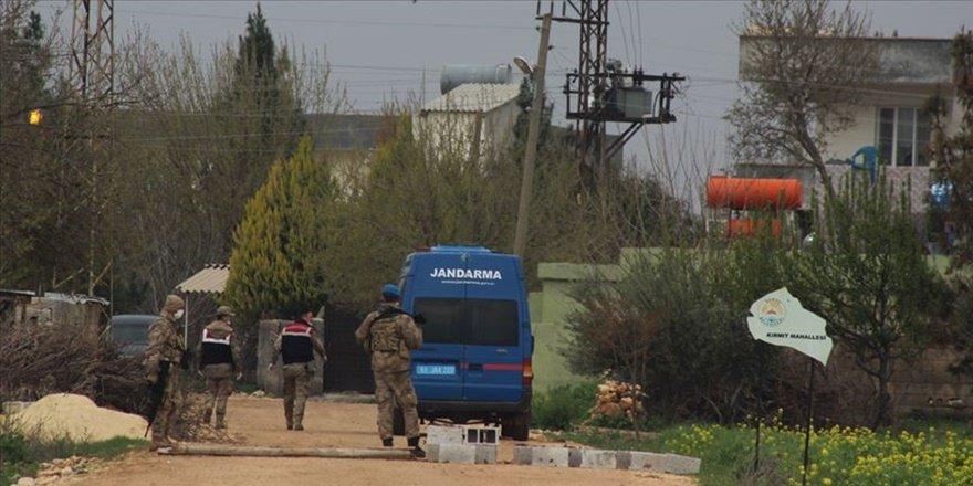 Urfa'da 72 ev karantinaya alındı