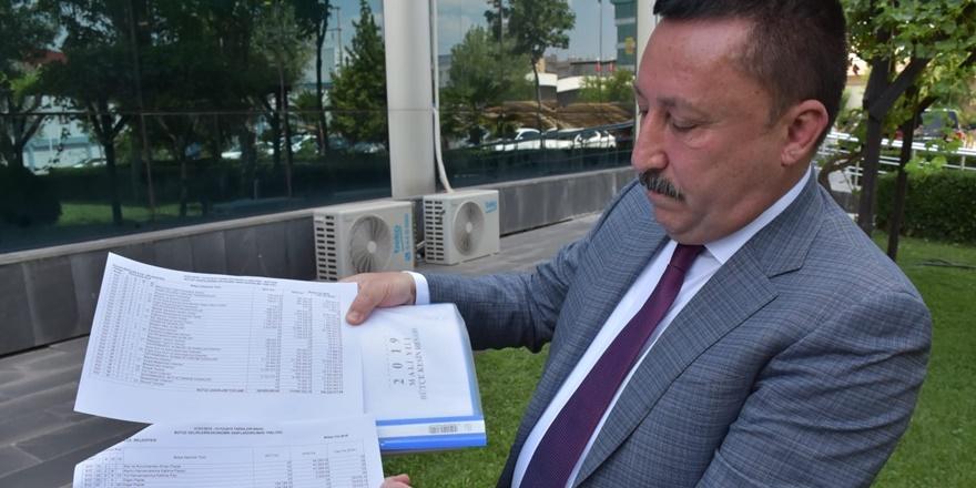Bağlar Belediye Başkanı Beyoğlu'ndan iddialara cevap