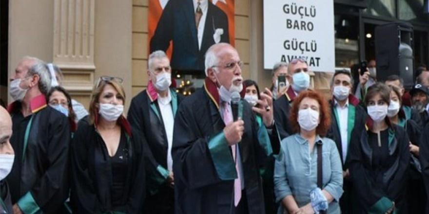 Mitinge davet: 50 bin avukat olmalıyız