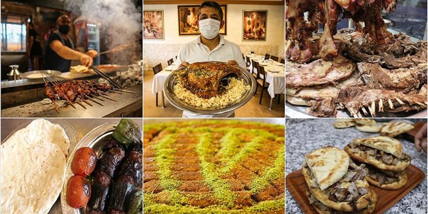 Turizmi lezzetleriyle tutkuya dönüştüren rota: Güneydoğu