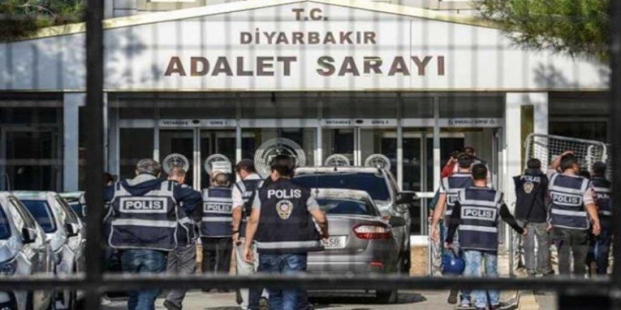DTK soruşturmasında gözaltına alınan 16 kişi adliyede