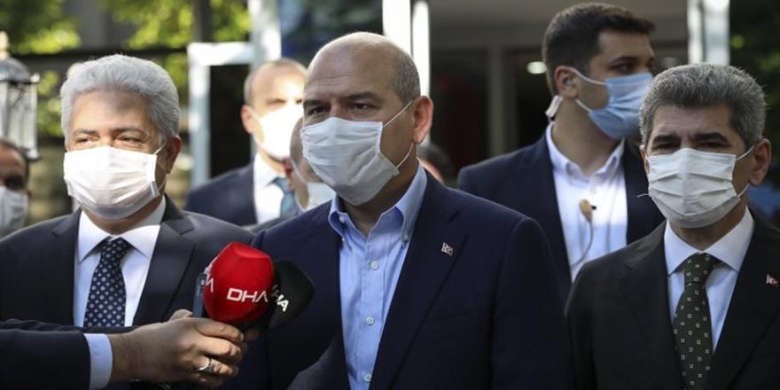 Soylu: Cumhuriyet tarihinin en büyük uyuşturucu operasyonu gerçekleştirildi