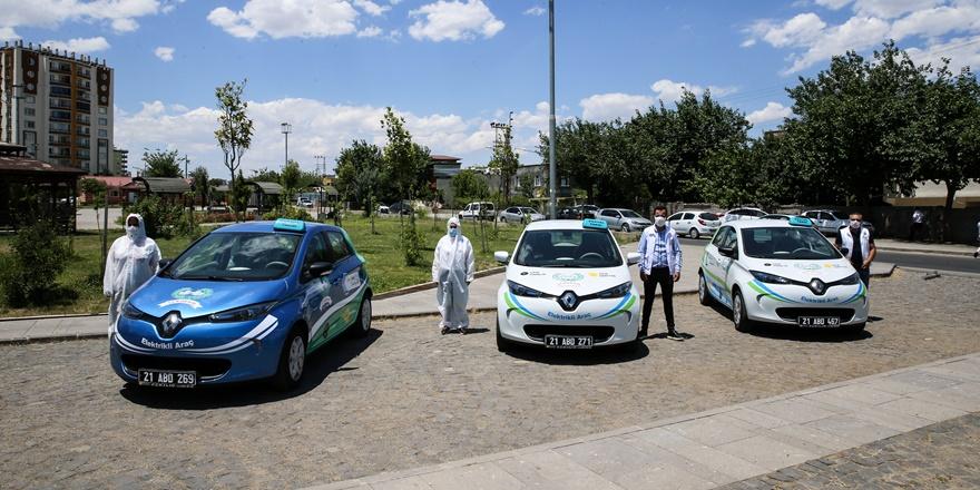 Diyarbakır'da 'Sosyal Taksi' dezavantajlı vatandaşlara ücretsiz hizmet verecek