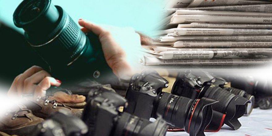 Salgınla mücadelenin kahramanları: Gazeteciler