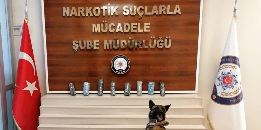 Van'da narkotik operasyonu: 1 tutuklama