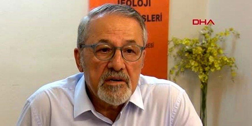 """""""Marmara depremi öne çekilmiş olabilir"""""""