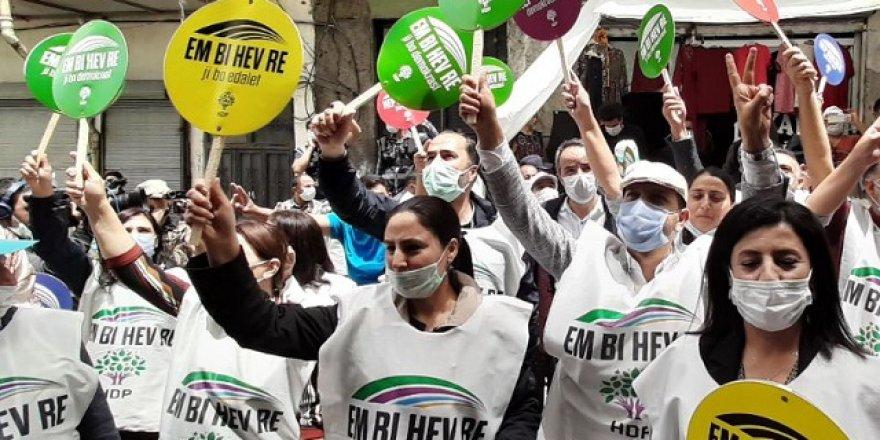 HDP'nin eylem planında ikinci aşama: Demokrasi Buluşmaları