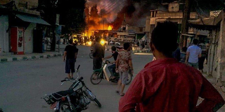Tel Abyad'da patlama: 6 ölü