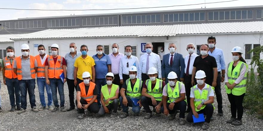 Diyarbakır'da 4.oto sanayi açılıyor