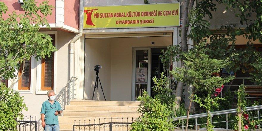 Diyarbakır Cemevi'nin elektrikleri açıldı