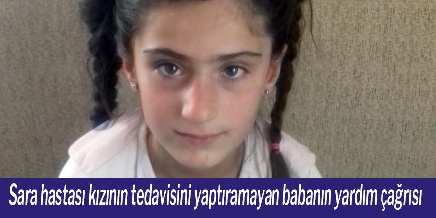 VİDEO - Sara hastası kızının tedavisini yaptıramayan babanın yardım çağrısı