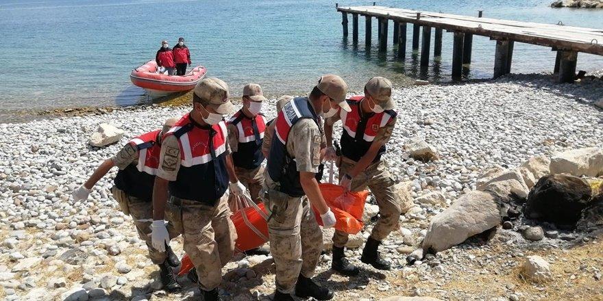 Van Gölü'nde çıkarılan ceset sayısı 23'e yükseldi
