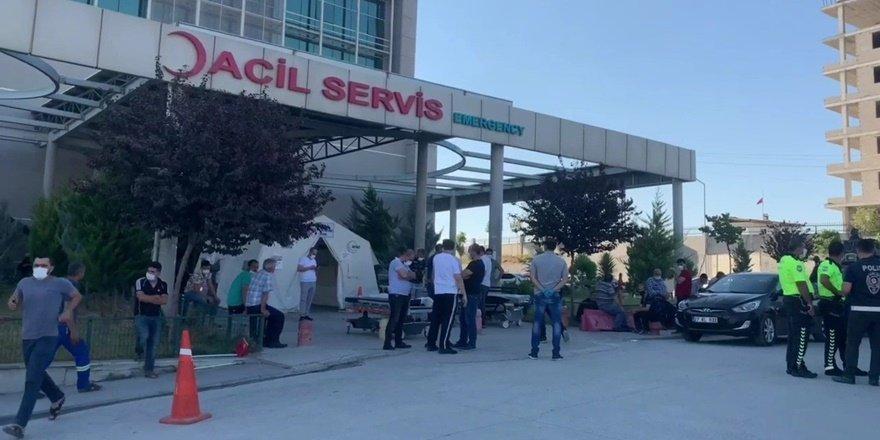 Şanlıurfa'da silahlı kavga: 1 ölü, 5 yaralı
