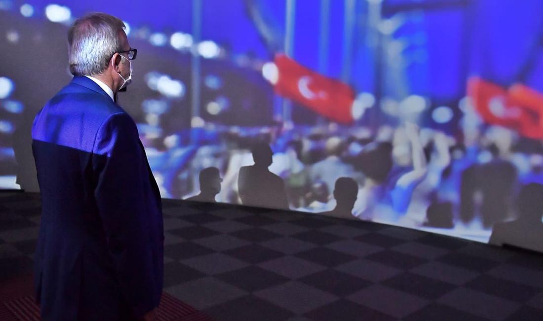 15 Temmuz'da yaşananlar, Diyarbakır'daki dijital merkezde yaşatılacak