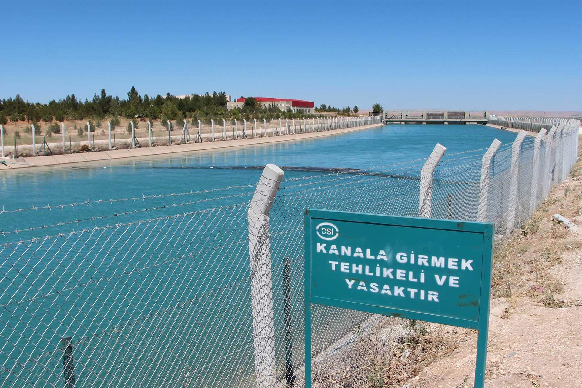 Diyarbakır'da sulama kanalına giren iki çocuk boğuldu