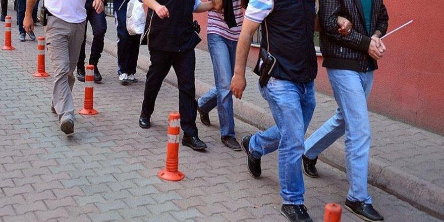 Diyarbakır'daki operasyonda 5 tutuklama