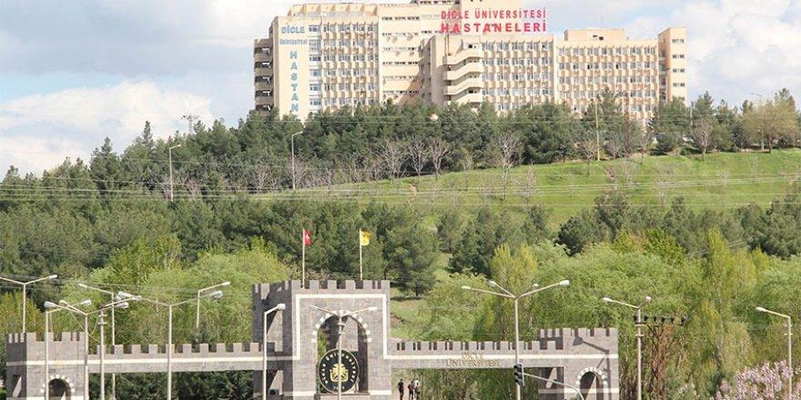 Dicle Üniversitesi'nin rektör adayları mülakata alındı