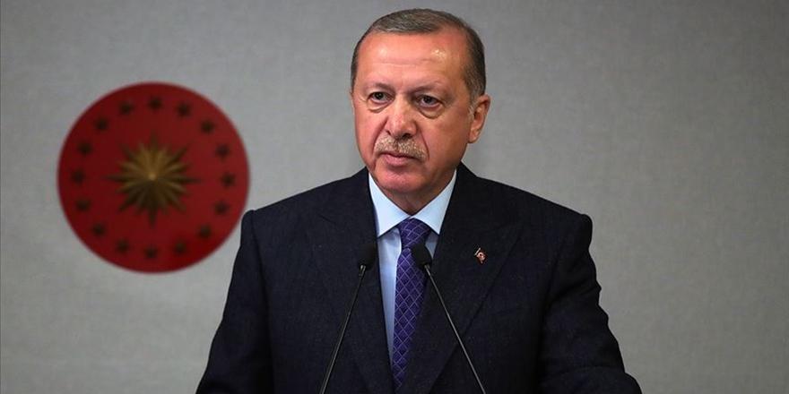 Erdoğan'dan AK Parti'nin 19. yılı paylaşımı