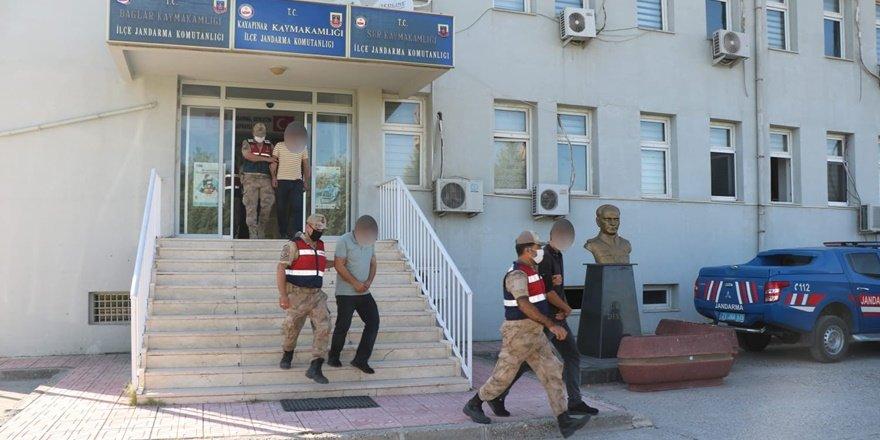 VİDEO -Diyarbakır'da dolandırıcılık operasyonu: 10 gözaltı