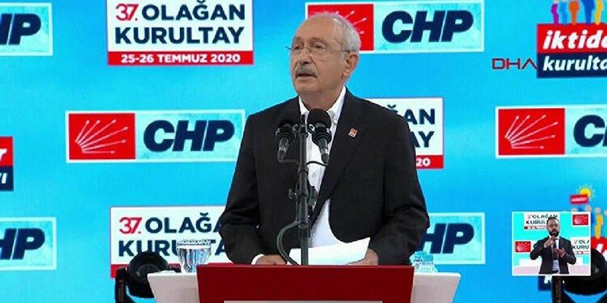 Kılıçdaroğlu: Hedef yeni anayasa ile parlamenter sisteme geçiş