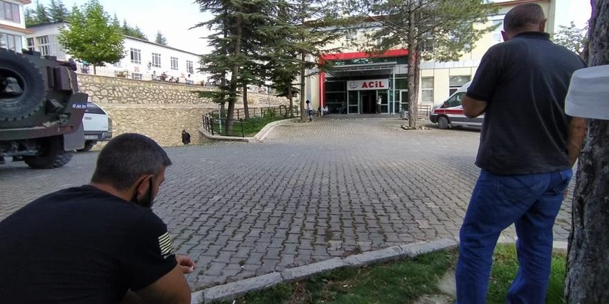 Tunceli'de şüpheli ölüm