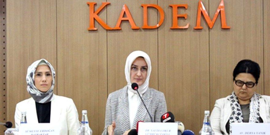 KADEM İstanbul Sözleşmesi'ni sahiplendi