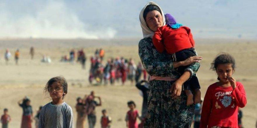 HDP: 3 Ağustos 'Kadın Kırımı Günü' ilan edilsin