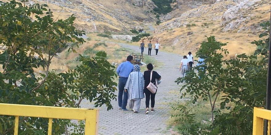 Hasuni Mağaraları kapılarını tekrar ziyaretçilere açtı