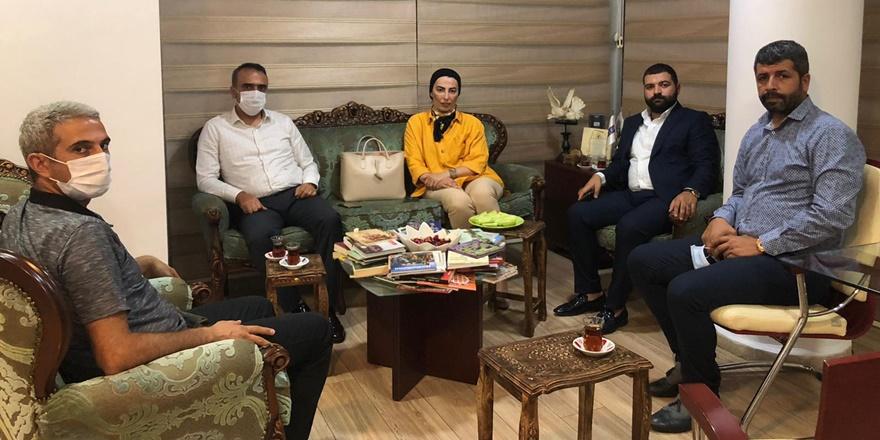 Gelecek Partisi'nden Diyarbakır çıkarması