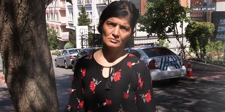Diyarbakır'da bir kadın evinde ölü bulundu.
