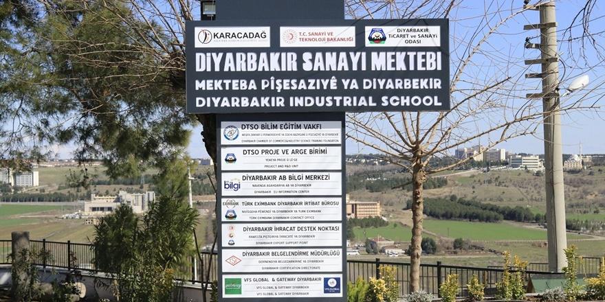 Maarif Koleji, DTSO Sanayi Mektebi olarak yeniden eğitim faaliyetine geçti