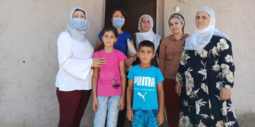 VİDEO - CHP Diyarbakır İl Başkanı Özel'den örnek davranış