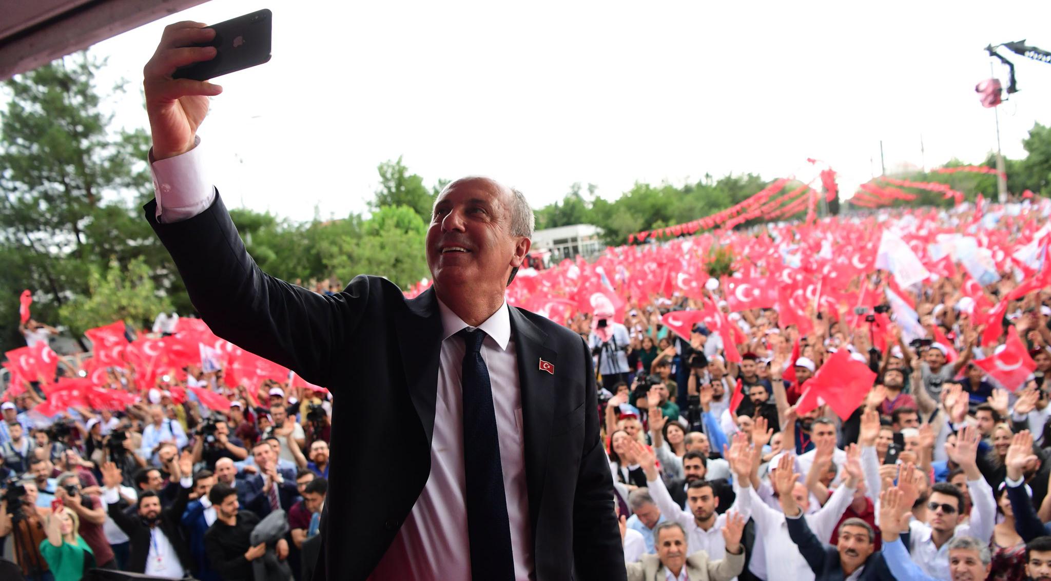 Muharrem İnce: Diyarbakır'da kardeşlerimle karpuz toplayacağım