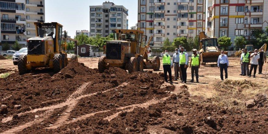 Bağlar Belediyesinin çalışmaları pandemi sürecinde devam ediyor