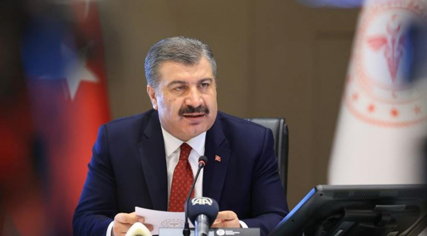 Bakan Koca: Vaka artışında Diyarbakır ilk 5'te