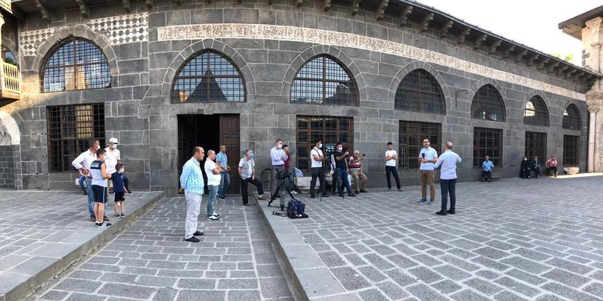 VİDEO - Diyarbakır'ın tarihi, TGRT Belgesel'e konuk oluyor