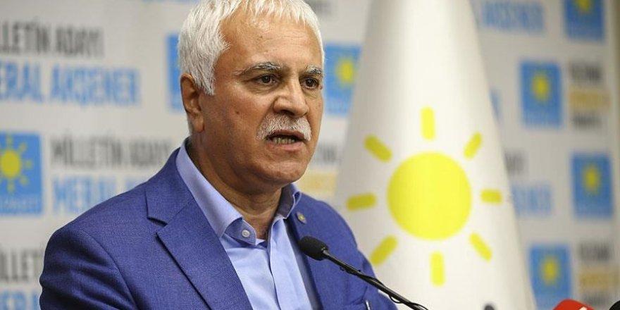 İYİ Parti'li Aydın: MHP bizi davet edecek durumda değil