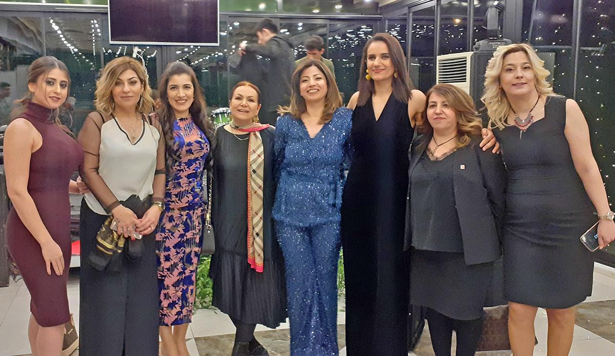 Kadın meclisinin yeni sözcüsü Seda Berekeatoğlu