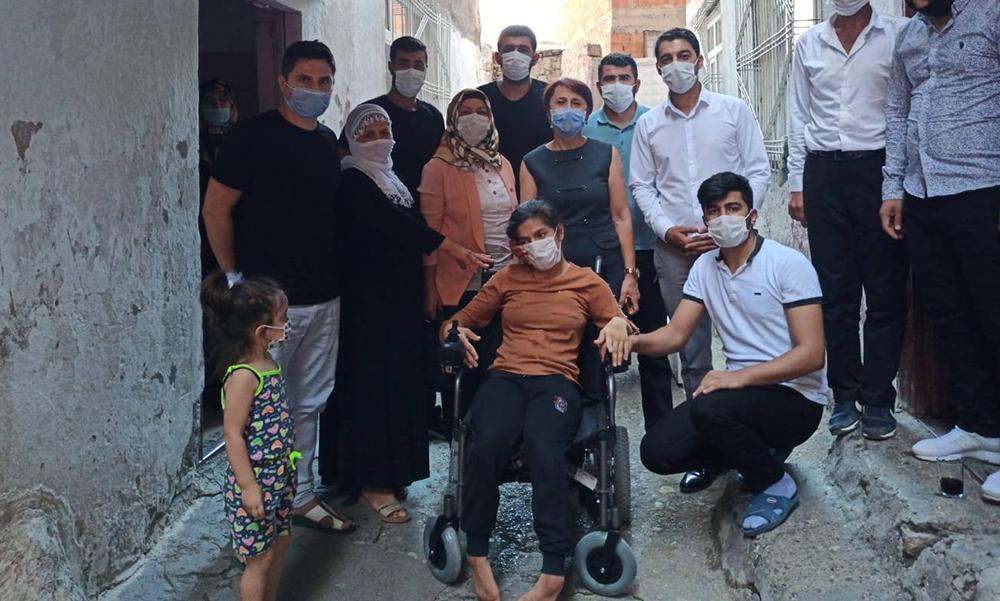 Diyarbakırlı Bahar artık Sur'da daha özgür