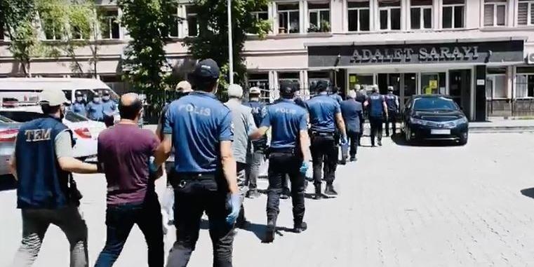 Muş'ta terör operasyonu: 28 gözaltı