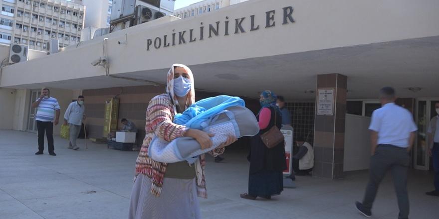 Diyarbakır'ın mucize bebeği tedavi edilecek