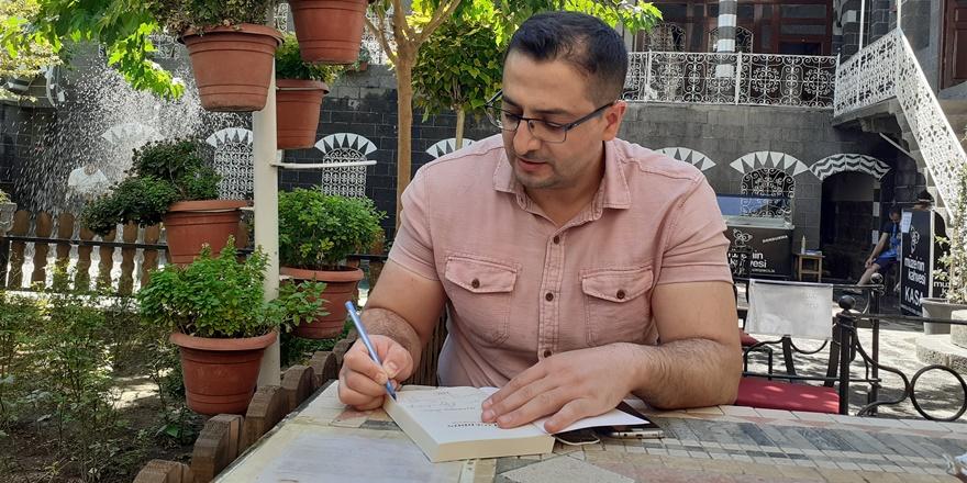VİDEO - Diyarbakır'da fantastik edebiyat