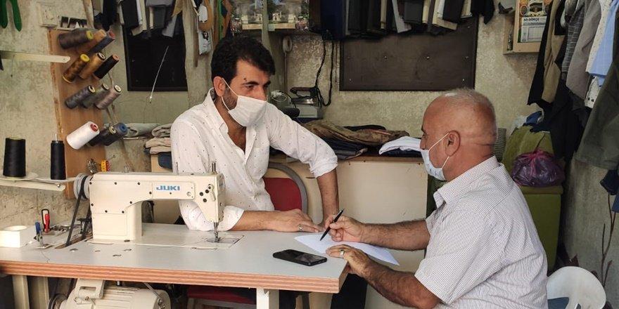 Koronavirüs Kızıltepe'de pik yaptı