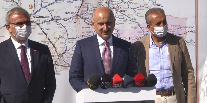 Bakan Karaismailoğlu: Diyarbakır'a 45 bin metrekarelik Millet Bahçesi kararı aldık