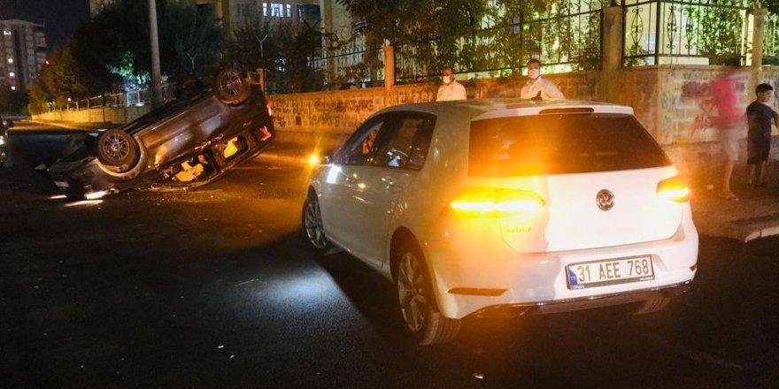 Diyarbakır'da kaza: 5 yaralı