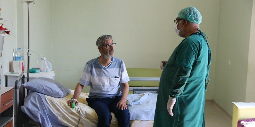 Kovid-19 hastaları yaşadıklarını anlatıyor