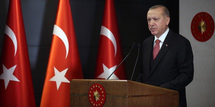 Erdoğan: Türkçemize sahip çıkmayı sürdüreceğiz