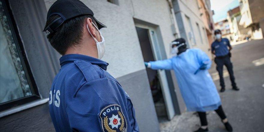 İçişleri Bakanlığı: 20 bin 94 kişi izolasyon koşullarına uymadı