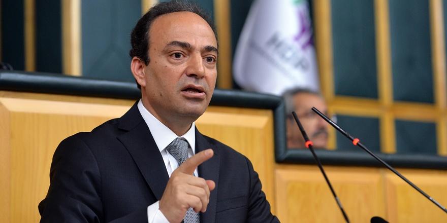 HDP'li Baydemir'e kırmızı bülten talebi